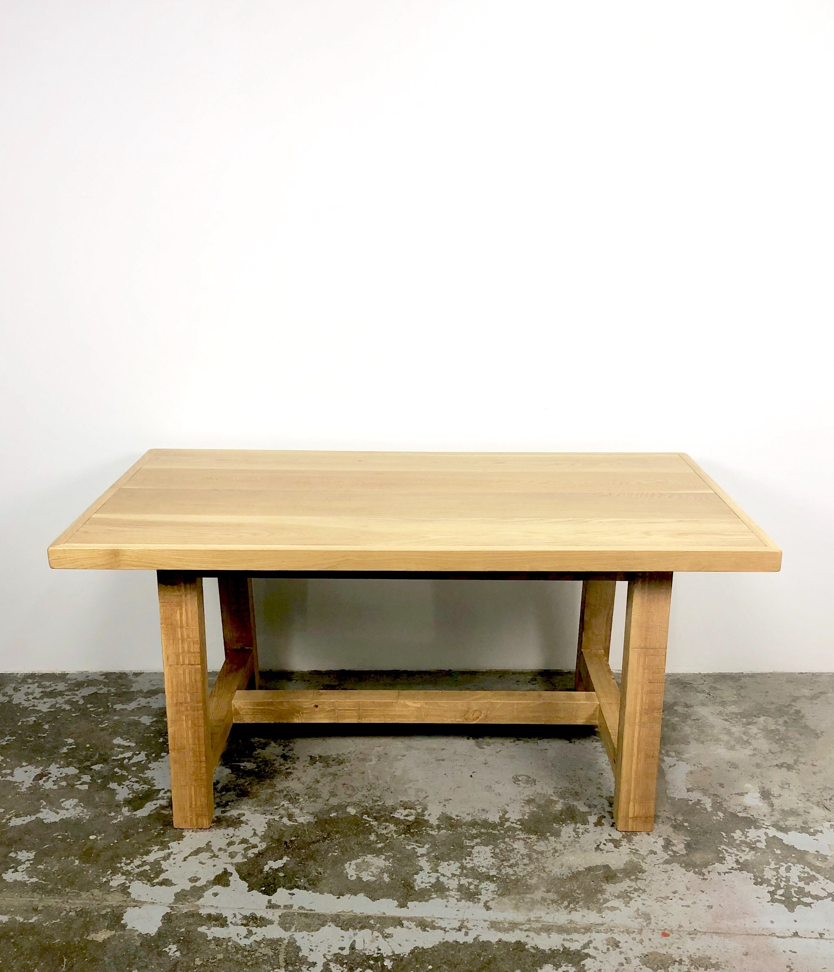 Mesa comedor madera maciza – Smokit